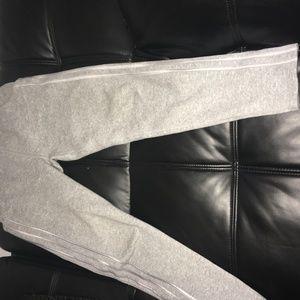 xl youth adidas sweatpants grey